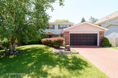 Ivy Hill Single Family Home For Sale: 815 East Hintz Road
