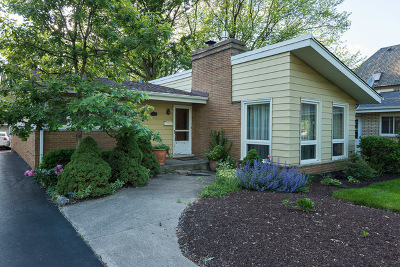 Western Springs Single Family Home For Sale: 5320 Grand Avenue