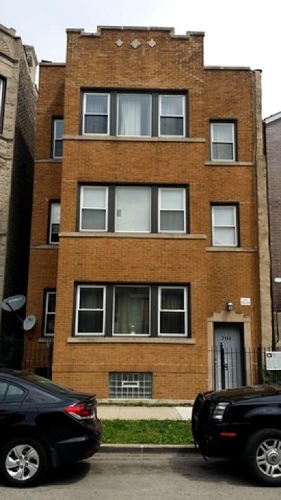 Chicago Multi Family Home For Sale: 3104 West Polk Street