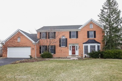 Willowbrook Single Family Home For Sale: 6415 Raleigh Road