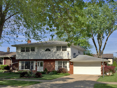 Ivy Hill Single Family Home Contingent: 1923 North Burke Drive