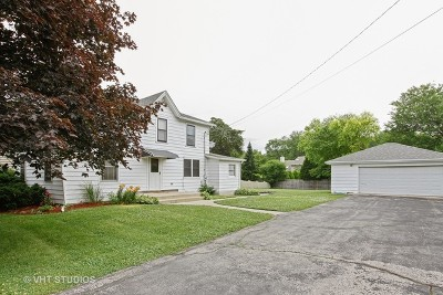 Westmont Single Family Home Contingent: 401 North Grant Street