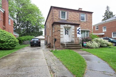 Westchester Single Family Home For Sale: 1347 Hull Avenue