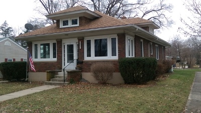 West Dundee Single Family Home Contingent: 602 South 3rd Street