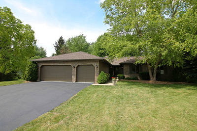 Trout Valley Single Family Home Contingent: 90 Briargate Road