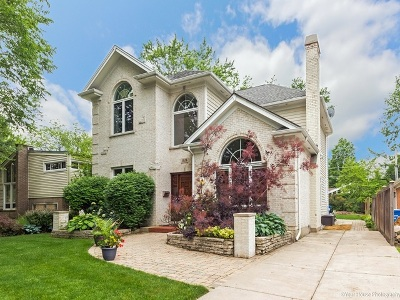 Highland Park Single Family Home For Sale: 1326 Sherwood Road
