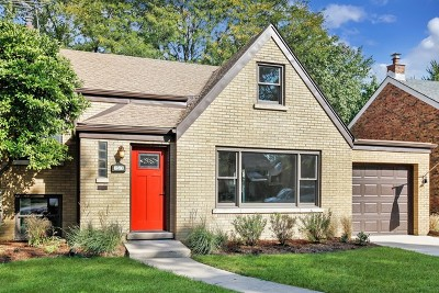 La Grange Park Single Family Home For Sale: 1517 Alima Terrace