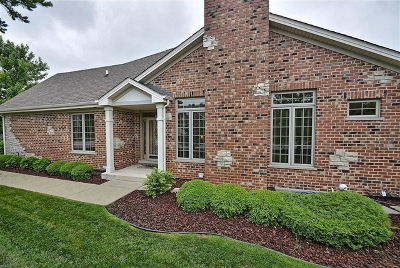 Mokena Condo/Townhouse Price Change: 12523 West Whisper Creek Court