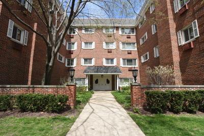 Oak Park Condo/Townhouse Contingent: 800 Washington Boulevard #201