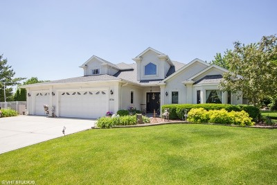 Shorewood Single Family Home For Sale: 18754 South Chestnut Drive