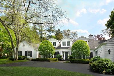 Lake Forest Single Family Home Re-Activated: 901 Hawthorne Place