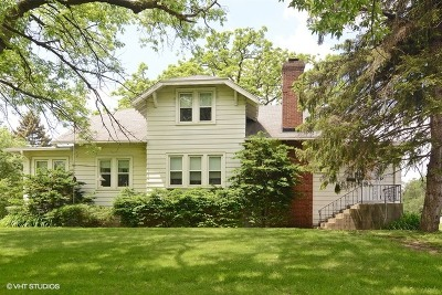Prospect Heights Single Family Home For Sale: 101 East Palatine Road