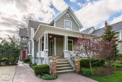 Downers Grove Single Family Home For Sale: 4640 Forest Avenue