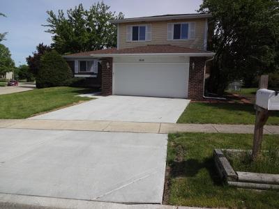 Woodridge Single Family Home For Sale: 2030 Crown Point Street