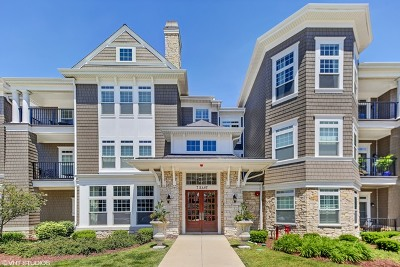 Hinsdale Condo/Townhouse Contingent: 7 East Kennedy Lane #106