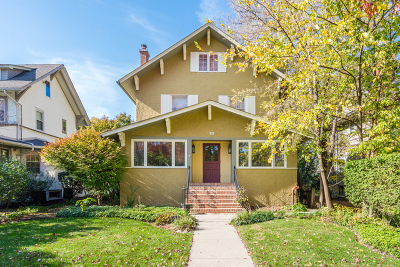 River Forest Single Family Home For Sale: 606 William Street
