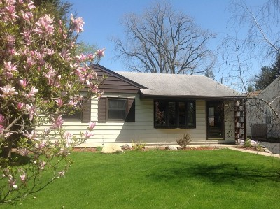 Westmont Single Family Home Contingent: 335 North Wilmette Avenue
