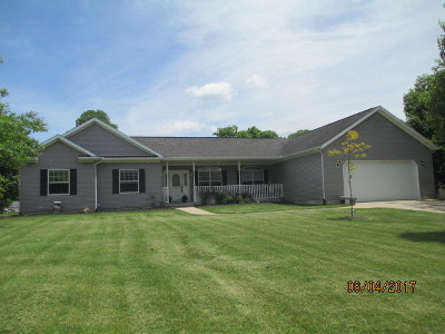 Johnsburg Single Family Home For Sale: 4918 Country Oaks Drive