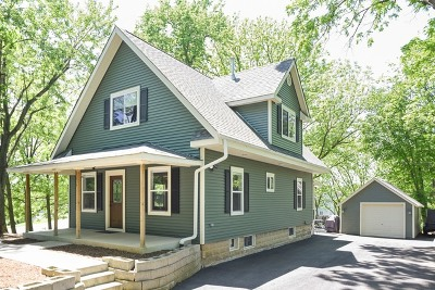 East Dundee Single Family Home Contingent: 226 Penny Avenue