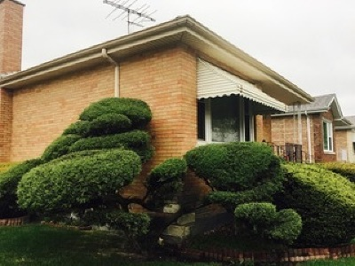 Calumet Park Single Family Home Contingent: 12460 South Laflin Street