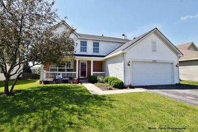 Montgomery Single Family Home Contingent: 2265 Jason Drive
