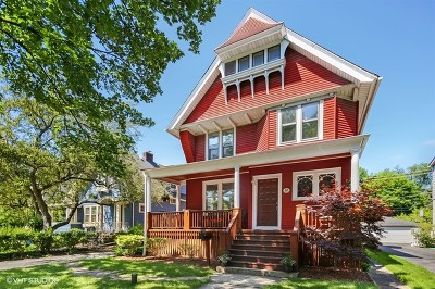 La Grange Single Family Home For Sale: 112 North Ashland Avenue