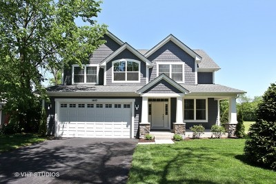 Highland Park Single Family Home Contingent: 1463 Arbor Avenue
