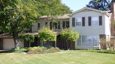 Barrington Single Family Home For Sale: 524 Lake Shore Drive