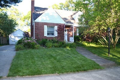 Western Springs Single Family Home For Sale: 3917 Howard Avenue