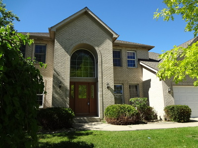 Willowbrook Single Family Home For Sale: 16w766 Jason Court
