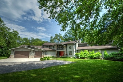 Lake Forest Single Family Home For Sale: 955 Gage Lane