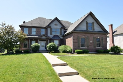 St. Charles Single Family Home For Sale: 40w549 Fox Creek Drive