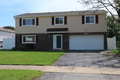 Lombard Single Family Home Contingent: 435 North Joyce Street