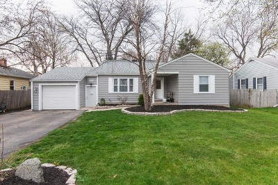 Wheaton Single Family Home Price Change: 917 West Roosevelt Road