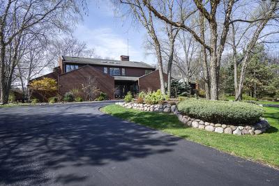 Oak Brook Single Family Home For Sale: 3017 Heritage Oaks Lane