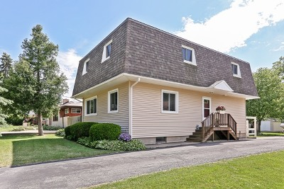 Westmont Single Family Home For Sale: 522 North Washington Street North