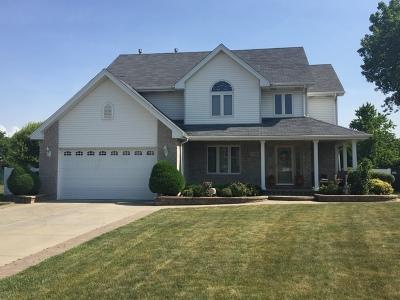 Oak Forest Single Family Home For Sale: 5126 Arrowhead Trce