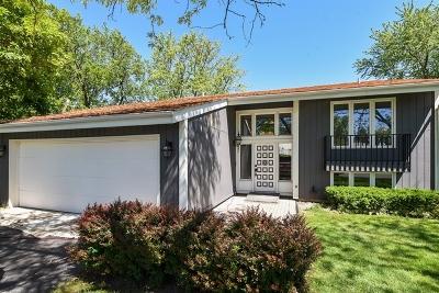 Oak Brook Condo/Townhouse Contingent: 41 Briarwood Lane