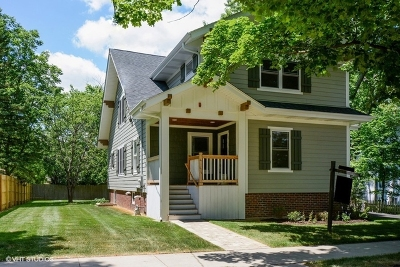Barrington Single Family Home Contingent: 436 North Cook Street