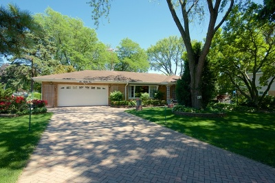 Lombard Single Family Home For Sale: 1s681 Westview Avenue