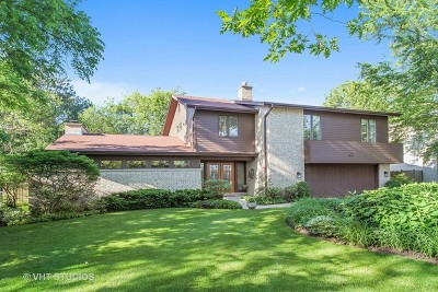 Highland Park Single Family Home For Sale: 1080 Marion Avenue