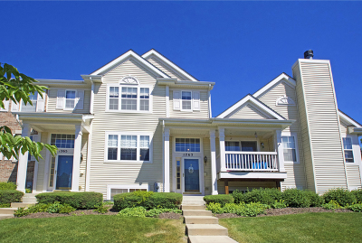 Pingree Grove Condo/Townhouse Contingent: 1263 Derry Lane