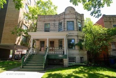 Oak Park Multi Family Home For Sale: 104 North Kenilworth Avenue North