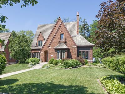 Villa Park Single Family Home Contingent: 400 South Illinois Avenue