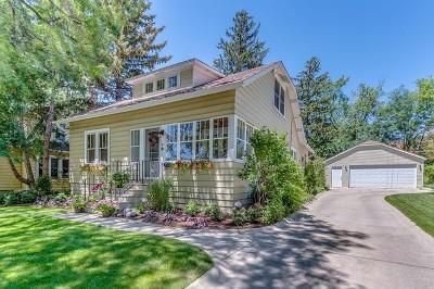 Roselle Single Family Home Contingent: 16 East Elm Avenue