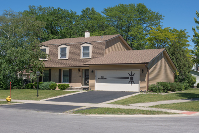 Westmont Single Family Home For Sale: 512 Hamilton Avenue