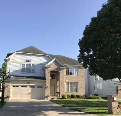 South Elgin Single Family Home Contingent: 487 Chesterfield Lane