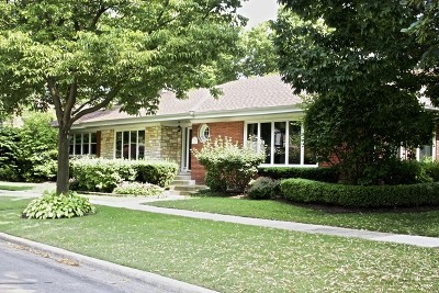 River Forest Single Family Home For Sale: 847 Lathrop Avenue