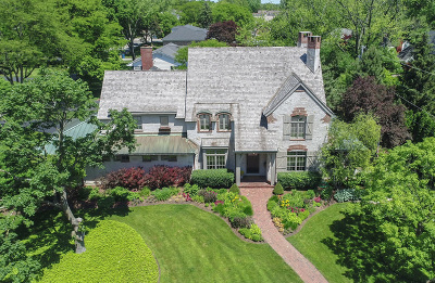 Hinsdale Single Family Home For Sale: 811 West Hickory Street