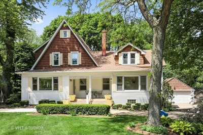 Villa Park Single Family Home Contingent: 614 East Washington Street